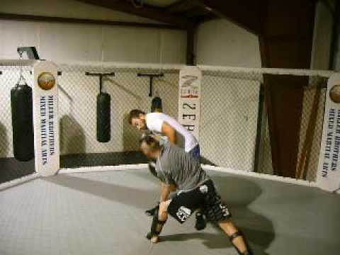 MMA Sparring