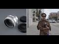 Carl Zeiss Jena biotar 58mm f2 on the Sony F35