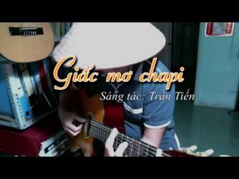 Giấc mơ chapi (Lửa cao nguyên là đây) - Anhbaduy Guitar Cà Mau