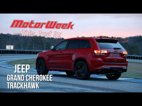 2018 jeep 700hp. delighful 700hp 2018 jeep grand cherokee trackhawk  the 707 hp suv  motorweek this just in for jeep 700hp