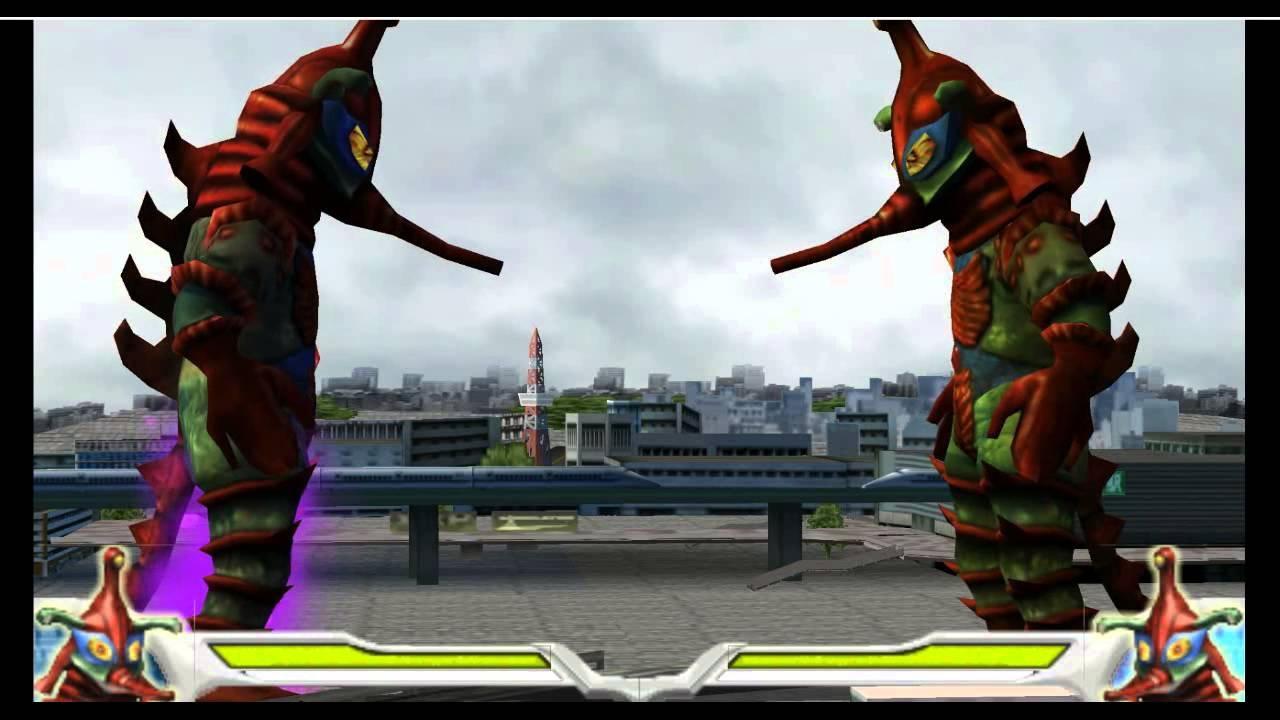 Ppsspp Ultraman Fighting Evolution 0 All Ultraman Changed Ex