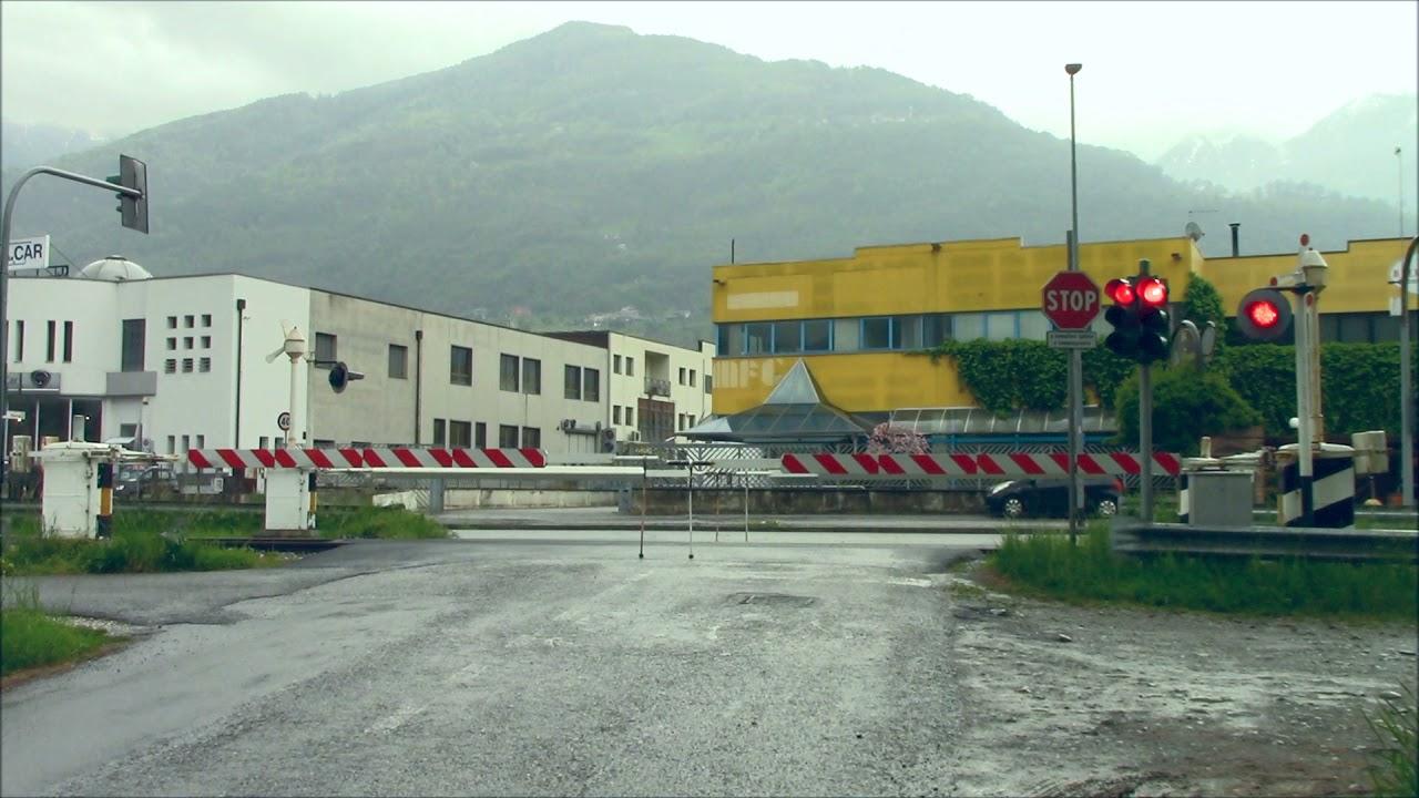 Artogne (I) Passaggio a Livello // Level crossing //