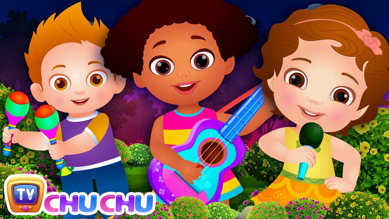 The Teeki Taaki Dance - Sing & Dance | Nursery Rhymes and Songs for Babies & Kids by ChuChu