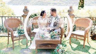 FILM DE MARIAGE// SUISSE // LUGANO//PARCO SCHERRER