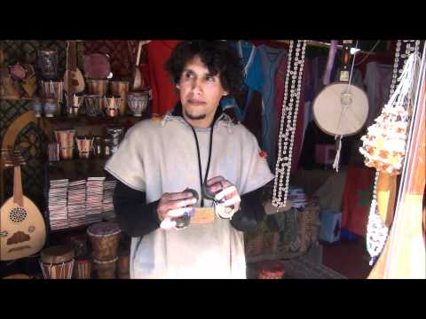 Traditional Moroccan Musical Instruments