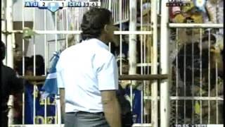 ROSARIO CENTRAL-ATLÉTICO TUCUMÁN (INCIDENTES)