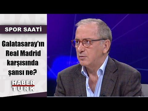 Spor Saati - 21 Ekim 2019 (Galatasaray'ın Real Madrid karşısında şansı ne?)
