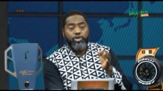Crossfire - POLITICS IN NIGERIAN SPORTS | Wazobia Max