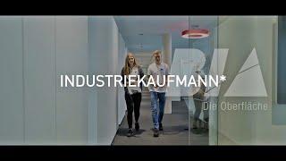 Ausbildung zum Industriekaufmann