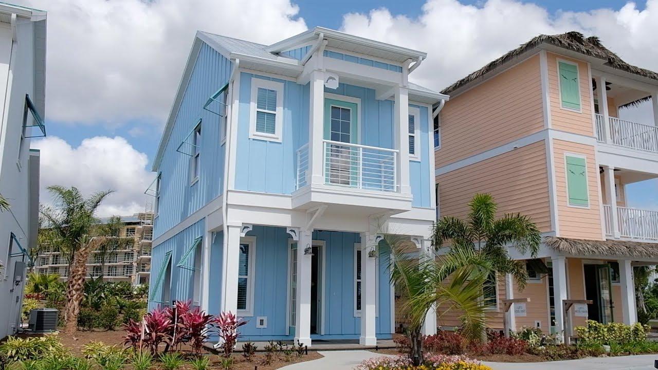 full tour model vacation cottages at margaritaville resort orlando rh youtube com