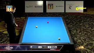Baixar FINALS! - Miguel TORRES vs Pedro PIEDRABUENA / 2018 USBA 3 Cushion National Championship