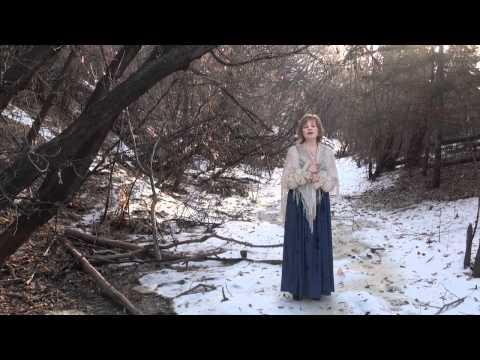 Wendy Smith Sumner - Solstice - Christmas Song Video Saskatoon