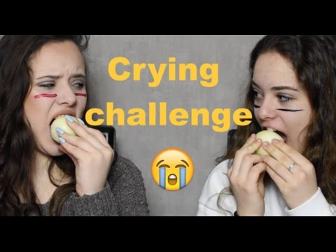 Extreme crying challenge