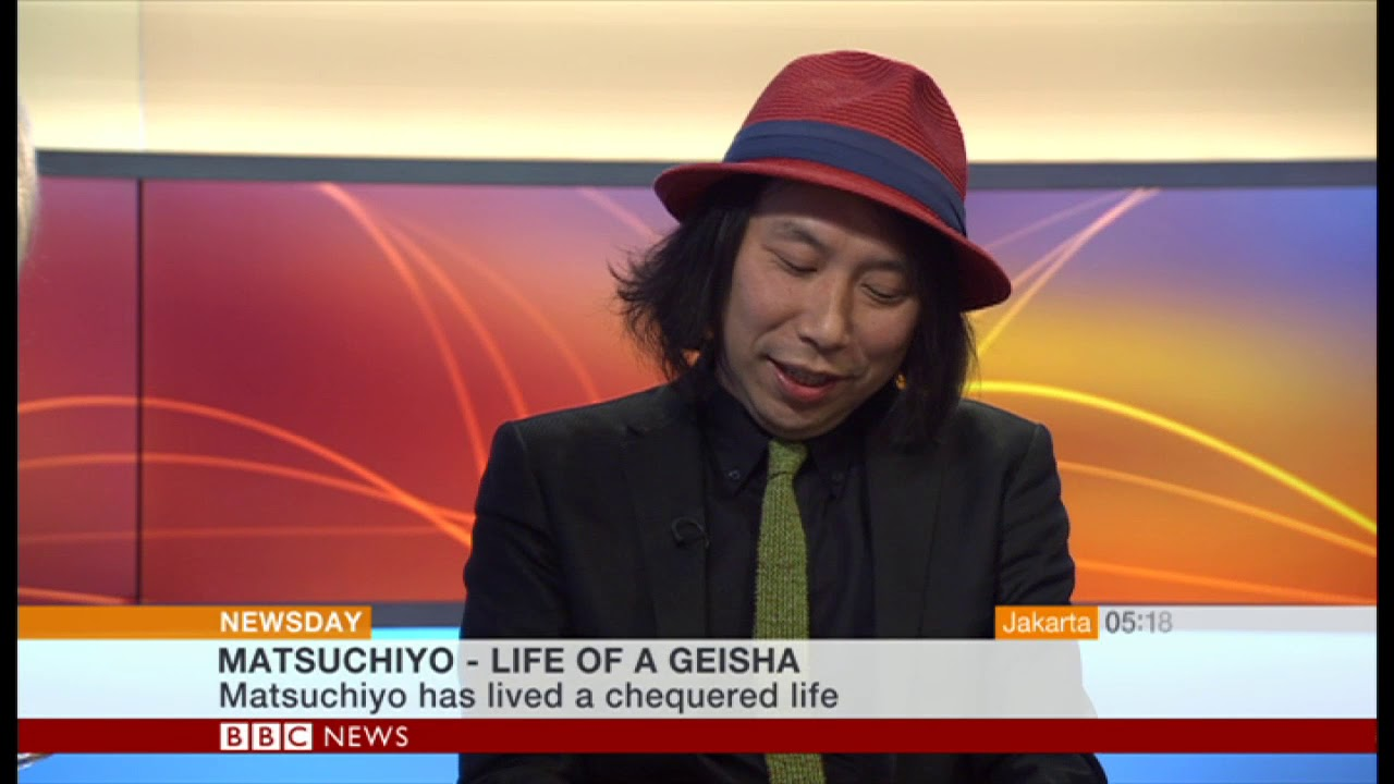 Bbc life as geisha consider