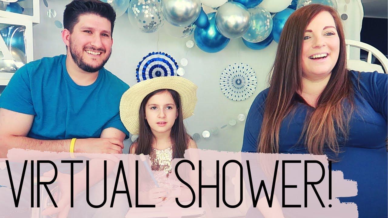 Baby Shower Zoom