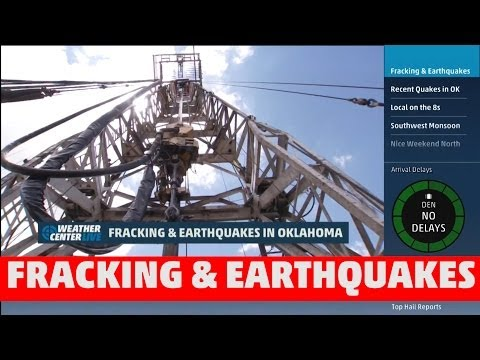 Fracking & Earthquakes