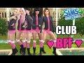 EL CLUB 💜 BFF 💜!! SOMOS BESTIES Y LAS MÁS MOLONAS!! | Ep.65 | LOS SIMS 4 - PAPÁS Y MAMÁS