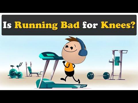 Is Running Bad for Knees? | #aumsum #kids #science #education #children