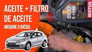 El aceite scenic 3 usar cómo