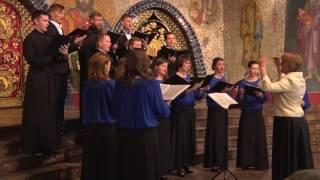 Hajnowskie Dni Muzyki Cerkiewnej'2016 - Chór Parafii  Prawosławnej  z Białegostoku