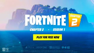 Fortnite: Chapter 2 IS LIVE! (Trailer)
