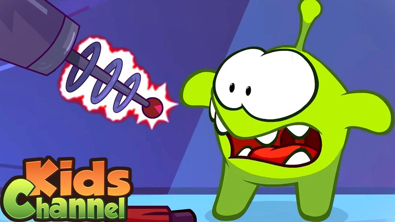 Funny Cartoon Videos for Children   Om Nom Season 11  Episode 10 by Kids Channel