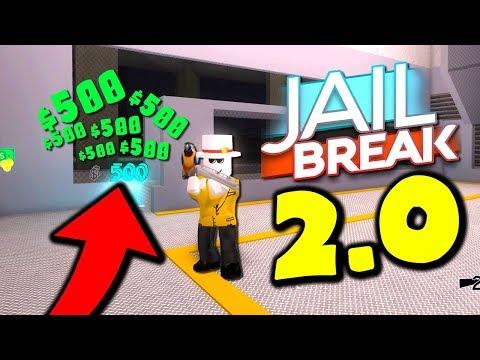 THE NEW ROBLOX JAILBREAK 2 0?