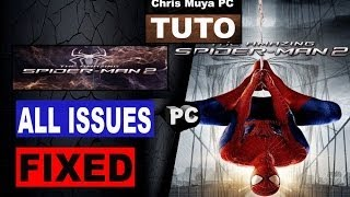 The Amazing Spider-Man 2 All issues FIXED (PC)