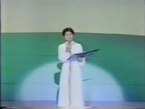 夜霧に消えたチャコ 森昌子 Yogirini Kieta Chako  Masako Mori