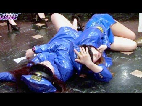 【ミニスカポリスがWelcomeVENUS! #7】 JINのちょこっとミスロン中毒