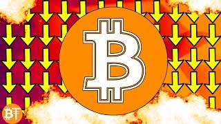 BITCOIN CRASH IN NOVEMBER 2018!! IS IT THE END OF BITCOIN AS WE KNOW IT?