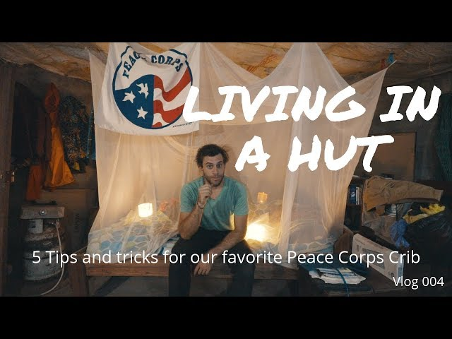 Peace Corps Cribs\: 5 tips and tricks for living in a hut (plus 1 bonus!)