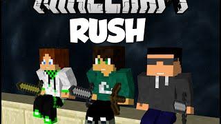 Minecraft - Rush #18 sur Ascentia avec SouPierre et XyliZ