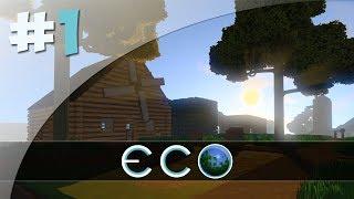 Une Ville Prend Forme - #1 ECO