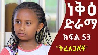 ነቅዕ ድራማ ክፍል 53 | Nek'e Ethiopian Sitcom Drama Part 53