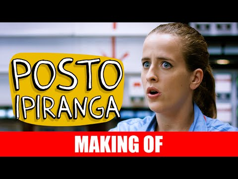 Making Of – Posto Ipiranga