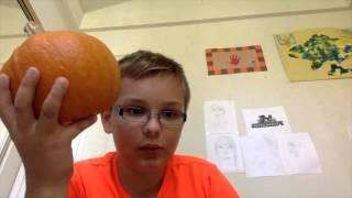 Steve Head styled Pumpkin