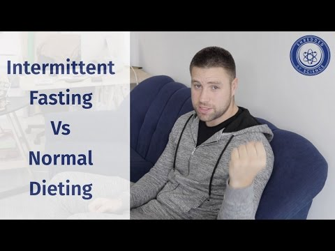 Intermittent Fasting vs Normal Dieting For Getting Shredded