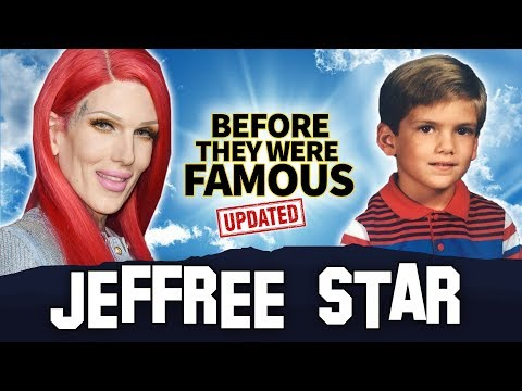 Jeffree Star | Before They Were Famous | UPDATED Biography