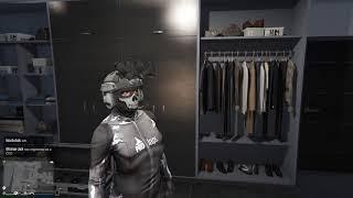 GTA 5 Cool Outfit - Tactical Scuba Suit
