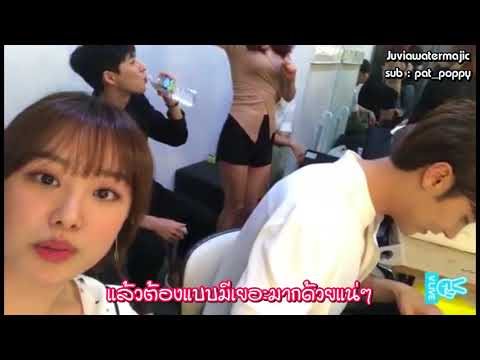 [ซับไทย] Sunghoon & Jieun VLive MSR Drama-concert(08/07/60)