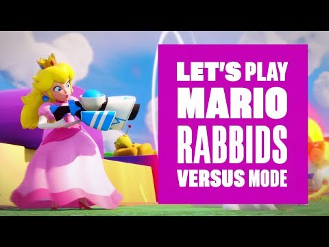 Download Youtube: Let's play Mario Rabbids Versus Mode - Johnny VS The Strategy King