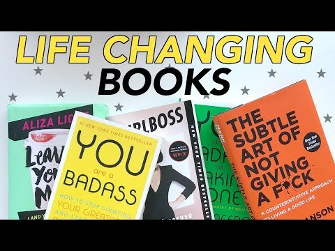 Books That Will Change Your Life | 2018 Reading List 📚 // #janYOUary