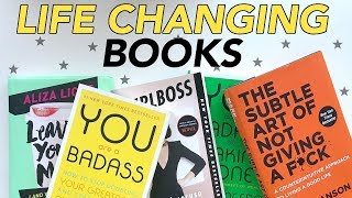 Books That Will Change Your Life   2018 Reading List 📚 // #janYOUary