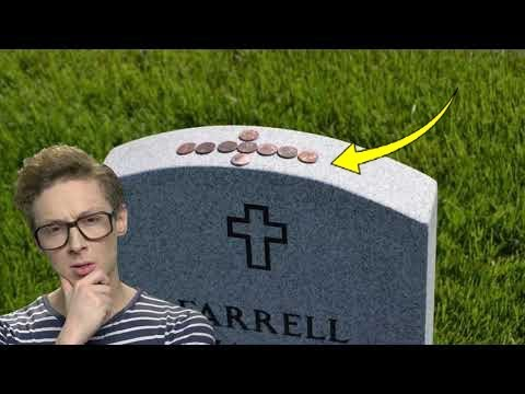 if-you-see-a-coin-on-a-headstone,-do-not-touch-it-or-pick-it-up-–-here's-why