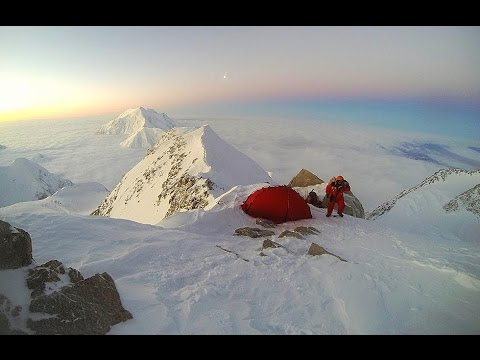 Denali Solo Winter Ascent - Lonnie Dupre