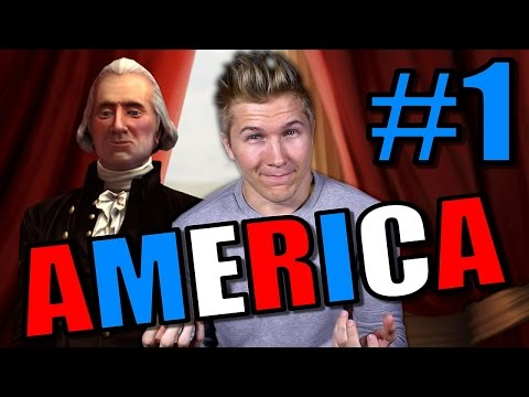 Civilization 5 Gameplay [Civ 5 Mods] Brave New World | America USA Strategy | Part 1