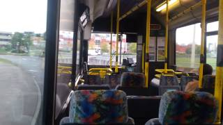 arriva the shires wright volvo b10ble renown on sb3 with fab zf r524 twr 3300