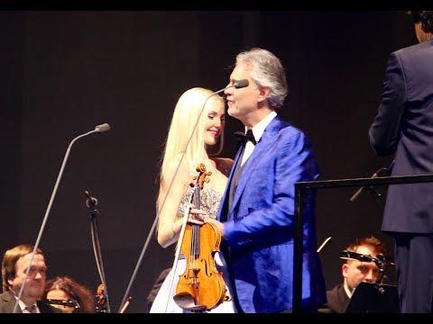 Aranjuez - Anastasiya Petryshak, Andrea Bocelli