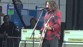 Foo Fighters - Everlong at Ullevi, Gothenburg 2015-06-12